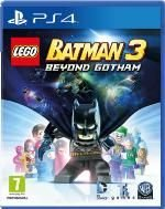 LEGO Batman 3 - Beyond Gotham (PlayStation 4):
