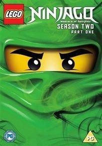 LEGO Ninjago - Masters of Spinjitzu: Season 2 - Part 1 (DVD): Vincent Tong, Kirby Morrow, Michael Adamthwaite, Kelly Metzger,...
