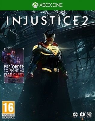 Injustice 2 Deluxe Edition (XBox One):