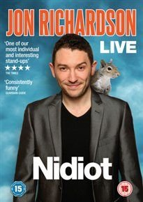 Jon Richardson: Nidiot (DVD): Jon Richardson