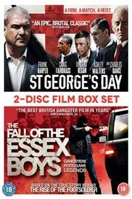 St George's Day/The Fall of the Essex Boys (DVD): Frank Harper, Craig Fairbrass, Vincent Regan, Charles Dance, Dexter...