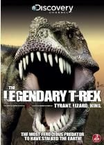 The Legendary T-Rex (DVD):