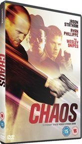 Chaos (DVD): Jason Statham, Ryan Phillipe, Wesley Snipes