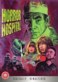 Horror Hospital (DVD): Michael Gough, Ellen Pollock, Kurt Christian, Robin Askwith, Dennis Price, Barbara Wendy, Skip Martin,...