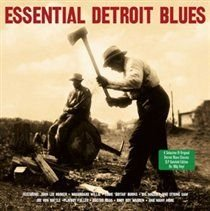 Essential Detroit Blues (Vinyl record): Various Artists