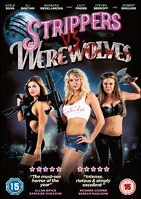 Strippers Vs Werewolves (DVD): Robert Englund, Steven Berkoff, Lysette Anthony, Billy Murray, Barbara Nedeljakova, Alan Ford,...