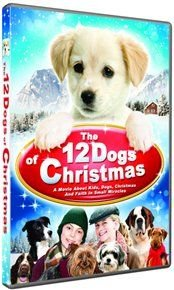 12 Dogs Of Christmas.The 12 Dogs Of Christmas Dvd
