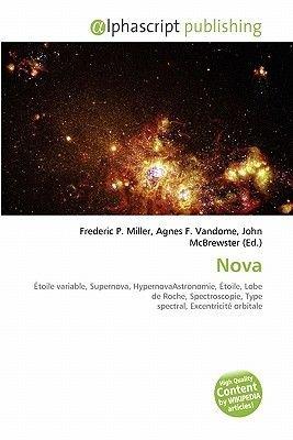Nova (French, Paperback): Frederic P. Miller, Agnes F. Vandome, John McBrewster