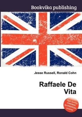 Raffaele de Vita (Paperback): Jesse Russell, Ronald Cohn