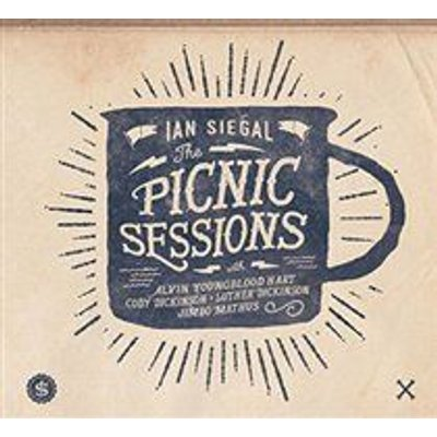 Ian Siegal - The Picnic Sessions (CD): Ian Siegal