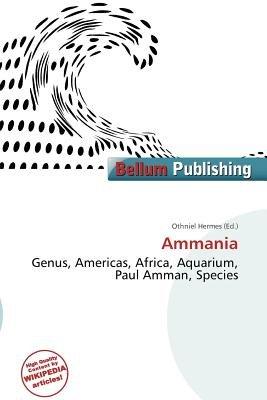 Ammania (Paperback): Othniel Hermes