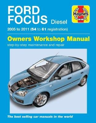 Ford Focus Diesel (Paperback): Haynes Publishing