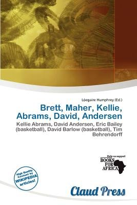 Brett, Maher, Kellie, Abrams, David, Andersen (Paperback): L. Egaire Humphrey