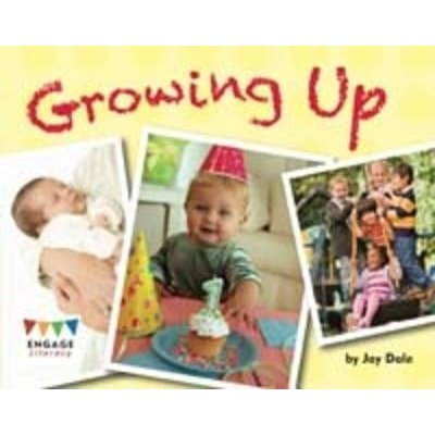 Growing Up (Paperback): Jay Dale