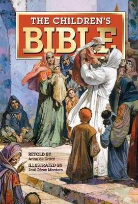 The Children's Bible (Hardcover): Jose Perez Montero