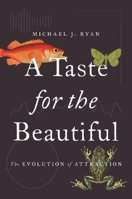 A Taste for the Beautiful - The Evolution of Attraction (Paperback): Michael Ryan