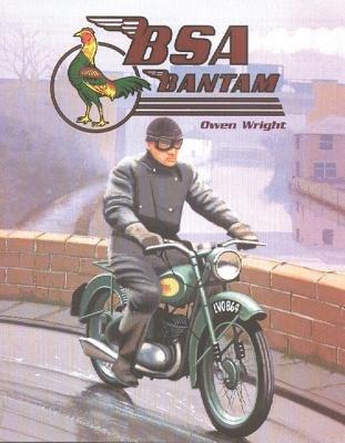 BSA Bantam (Hardcover): Owen Wright