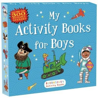 My Activity Books for Boys (Paperback): Anonymous, Bloomsbury