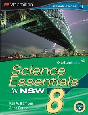 Science Essentials 8 for NSW (Online resource): Ken Williamson, Anne Garton