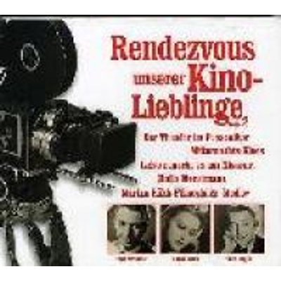 Rendezevous Unsere Kino - Vol.1 (CD): Various Artists