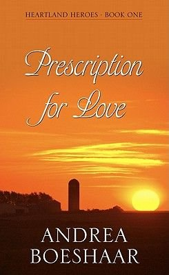 Prescription for Love (Large print, Hardcover, large type edition): Andrea Boeshaar