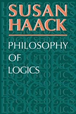 Philosophy of Logics (Electronic book text): Susan Haack