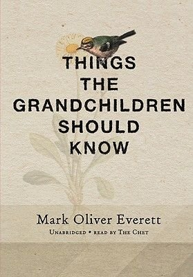 Things the Grandchildren Should Know (Standard format, CD): Mark Oliver Everett