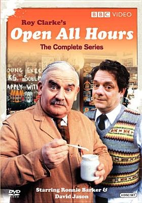 Open All Hours - The Complete Series (Region 1 Import DVD):