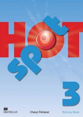 Hot Spot 3 Activity Book (Paperback): Colin Granger