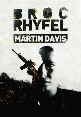 Broc Rhyfel (Welsh, Paperback): Martin Davis