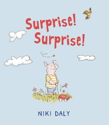 Surprise! Surprise! (Hardcover): Niki Daly