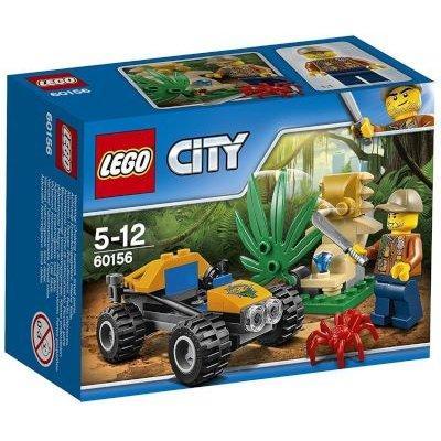 LEGO City Jungle Buggy: