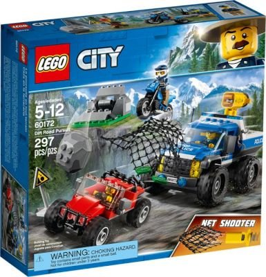 LEGO City - Dirt Road Pursuit: