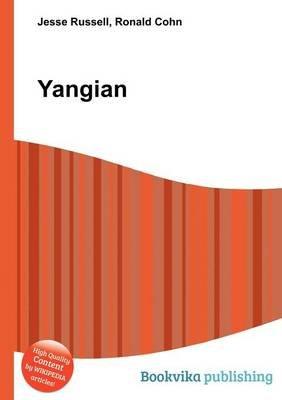 Yangian (Paperback): Jesse Russell, Ronald Cohn