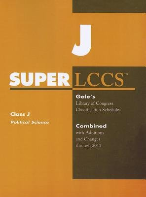 SUPERLCCS - Class J: Political Science (Paperback): Gale