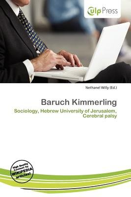 Baruch Kimmerling (Paperback): Nethanel Willy