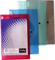 Croxley Foolscap Envelope (12 Pack)(Assorted):