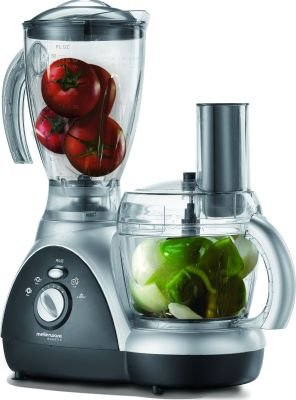 Mellerware Maestro 3-in-1 Food Processor (Black):