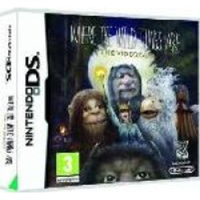 Where The Wild Things Are (Nintendo DS, Digital): Nintendo DS