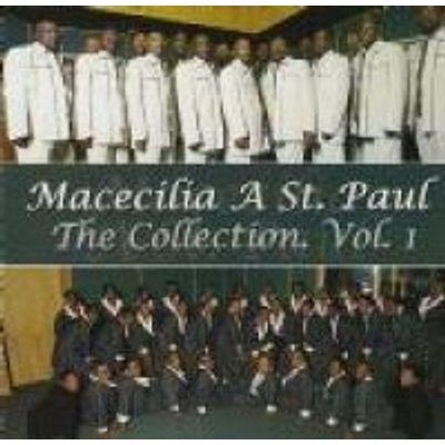 Macecilia A St.Paul - The Collection - Vol.1 (CD): Macecilia A St.Paul
