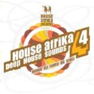 Deep House Sounds - Vol.4 - Mixed By Vinny Da Vinci (CD): Various Artists