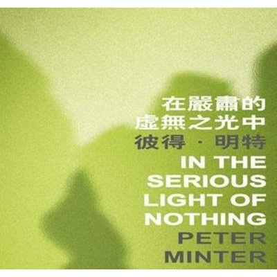 In the Serious Light of Nothing (Paperback): Peter Minter