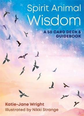 Spirit Animal Wisdom Cards (Hardcover): Katie-Jane Wright