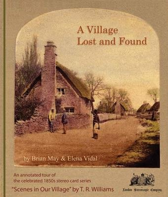 """A Village Lost and Found - An Annotated Tour of the 1850s Series of Stereo Photographs """"Scenes in Our Village"""" by T.R. Williams..."""
