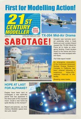 21st Century Modeller Issue 2 (Paperback): Mike Reccia