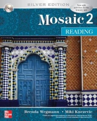 Mosaic Level 2 Reading Student Book with Audio Highlights (Book, 5th Revised ed.): Brenda Wegmann