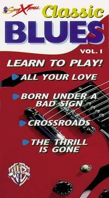 Songxpress Classic Blues, Vol 1 - Video (VHS video casette): Alfred Publishing