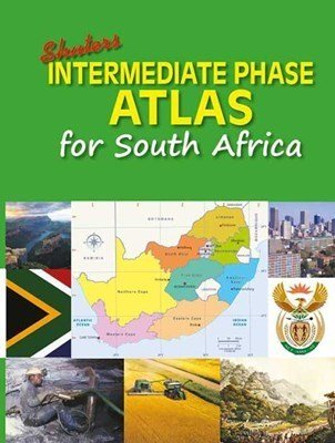 Intermediate atlas for South Africa (Paperback):