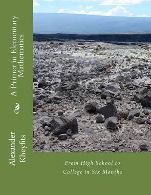 A Primer in Elementary Mathematics - From High School to College in Six Months (Paperback): Alexander I Kheyfits