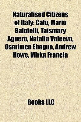 Naturalised Citizens of Italy - Kaka, Javier Mascherano